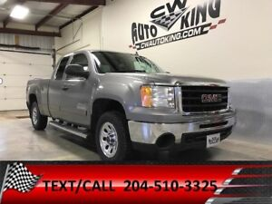2009 GMC Sierra 1500 Nevada Edition / 4x4 / Low-Low Kms