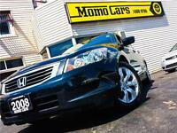 '08 Honda Accord EX-L! EARLYBIRDSALE! Loaded! Only $124/Pmts!!