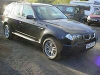 BMW X3 2.5i SE (2005)