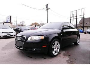 2007 Audi A4 2.0T -- AWD -- No Accident -- 1 year warranty
