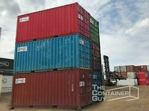 20 Used Shipping Containers - The Container Guy Edmonton Area Preview