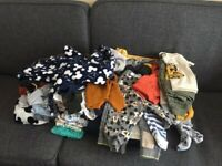 59 x boys clothes age 3-18mths COLLECTION ONLY ASAP