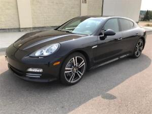 2011 Porsche Panamera **130,786kms** Clean Carproof LOADED AWD