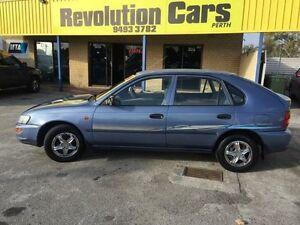 1999 Toyota Corolla AE101R Spirit Seca Liftback 5dr Auto 4sp 1.6i Blue Automatic Liftback Maddington Gosnells Area Preview