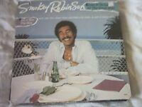 Vinyl LP Smokey Robinson Blame It On Love All The Great Hits