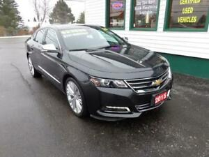 2015 Chevrolet Impala LTZ(EVERY OPTION!) V6 only $225 bi-weekly!
