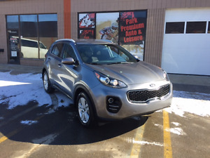 2017 KIA SPORTAGE, AWD for only $179 bi-weekly!!