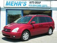 2006 Kia Sedona EX Mint. Cond. No Accident One Owner Certified