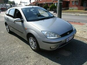 2003 Ford Focus LR MY2003 LX Silver 4 Speed Automatic Hatchback West Perth Perth City Area Preview