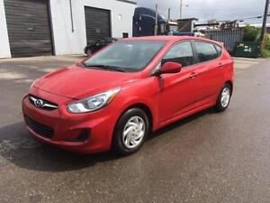 2014 Hyundai Accent Hatchback -NO CREDIT CHECKS! CALL 7809182696