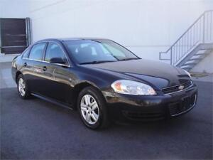 2011 CHEVY IMPALA LS-ZERO ACCIDENTS,PERFECT MECHANICAL COND.