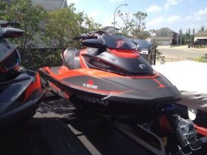 MINT LOW HOUR SEADOO 2016 RXTX 300 and GTX 155 Suspension