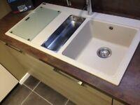 Franke Inset sink- Mythos MTG651-100 ex display- slightly used- excellent condition