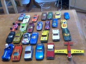 vintage ,match box and playart 1970s 80s toy cars