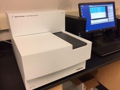 Agilent Surescan G2600d Microarray Fluorescence Scanner G4900da