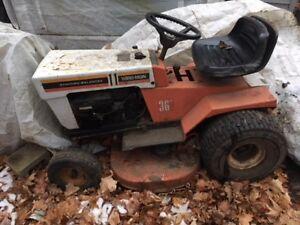 Tracteur à gazonYardman 36''