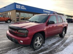 2006 Chevrolet Trailblazer LT 4x4 SUV, Crossover **inspected!