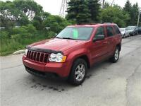 2009 Jeep Grand Cherokee, Safety & ETEST for ON or Qc INCL.