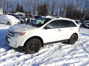 Awd  Ford Edge Sel V With Winter And Summer Tires