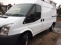 Ford transit MWB 140BHP /T350 (Swap with an estat car is prefered) NO VAT