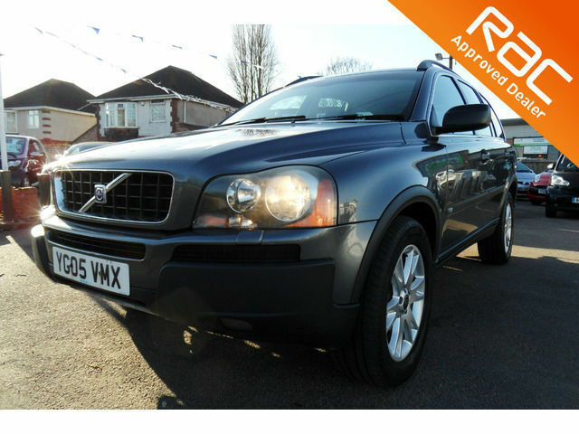 volvo xc90 2 4 geartronic 2005my d5 se 7 seater in. Black Bedroom Furniture Sets. Home Design Ideas
