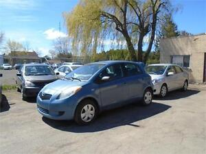"""2007 Toyota Yaris """"LE""""-ONE OWNER-RUSTPROOFED-EXTRA CLEAN!"""