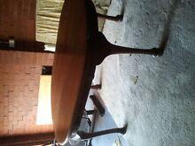 Antique dining table Maribyrnong Maribyrnong Area Preview