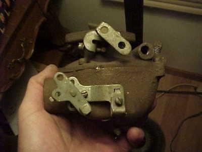 Nos Marvel Schebler Tsx 126 Onan Wc-4 Wc-5 Genset Ford 4 Cyl Engine Carburetor