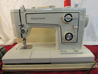 Mint Kenmore 148-15600 HD Sewing Machine,lots of Accessories