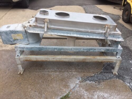 "ROTEX SCREENER MODEL 11ASSSS 40"" X 20"""