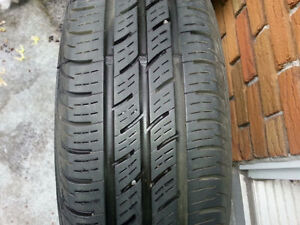 Continental ContoProContact Tires and Rims