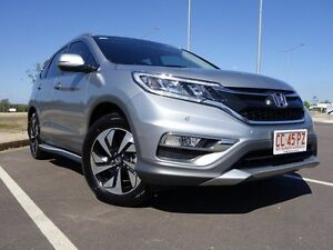 2016 Honda CR-V RM Series II MY17 VTi-L 4WD 5 Speed Sports Automatic Wagon Gray Palmerston Area Preview