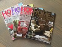 Home & Antiques Magazines 2009