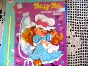 MASSIVE COLLECTION OF 1950S + UP UNCUT PAPER DOLLS & BOOKS