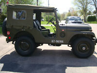 1967 Willys M38-A1