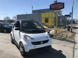 2013 SMART FORTWO 51000KM, TOUTE EQUIPE CUIR, $5995