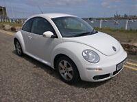 Vw beetle 1.4 Luna 60200 miles full service history £2999