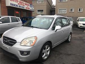 2007 Kia Rondo EX 7 PASSANGERS LEATHER HEATED SEATS