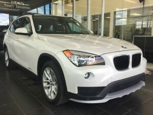 2015 BMW X1 xDrive28I AWD, HEATED LEATHER, ACCIDENT FREE