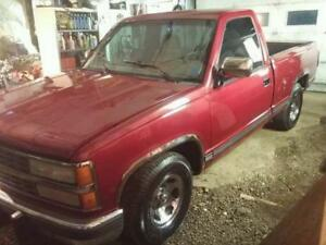 1990 Chevrolet C10 single cab short box Pickup Truck