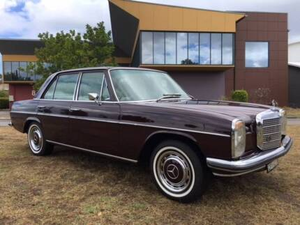Mercedes 230 W114 Automatic TOTALLY ORIGINAL AWARD WINNER Newcastle Newcastle Area Preview