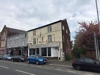 Vacant Restaurant with A3,A5 Planning permission - Rochdale OL16 1DZ
