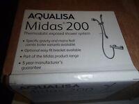 midas 200 thermostatic shower