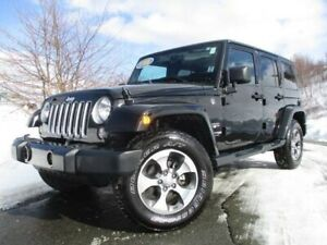2018 JEEP WRANGLER UNLIMITED Sahara (NEW YEARS SPECIAL: $35977!!