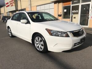 2009 HONDA ACCORD EXL NAVIGATION / LEATHER / SUNROOF $3500