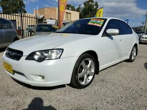 2006 SUBARU LIBERTY SAFETY PK SEDAN, LOW KMS, BOOKS, 17/8/19 REGO, WARRANTY, SUN-ROOF, SERVICED!!! North St Marys Penrith Area Preview