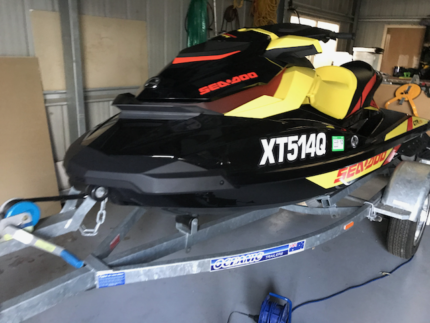 Seadoo GTR 215hp Supercharged Jet Ski
