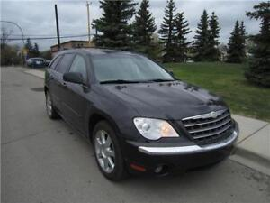 2008 Chrysler Pacifica Limited