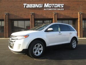 2011 Ford Edge SEL NAVIGATION LEATHER PANO ROOF!!