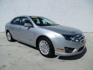 2010 Ford Fusion HYBRID ELECTRIC--ONE OWNER CAR-AMAZING ON GAS